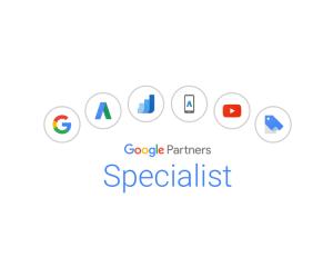 Jsme certifikovaný Google Partner