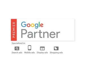 Jsme certifikovaný Premier Google Partner